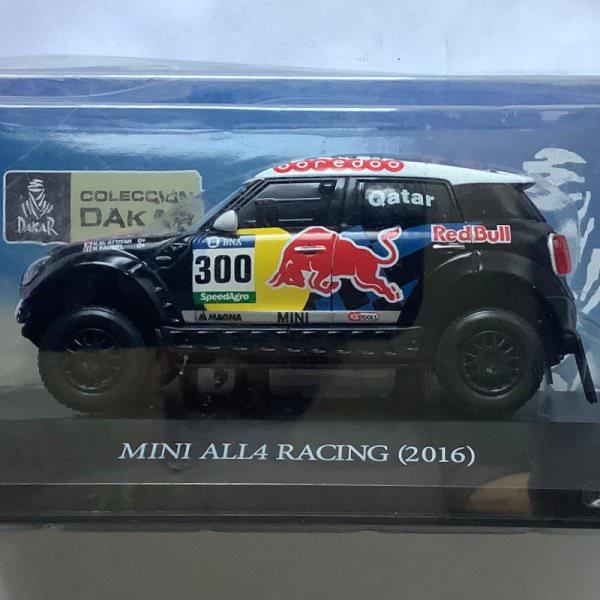IXO   MINI All 4 Racing Dakar 2016 #300