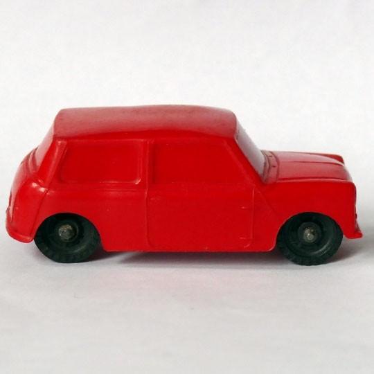 Galanite | Rubber Mini red