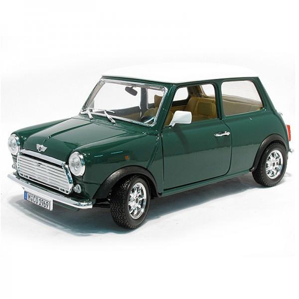 Bburago | Mini Cooper 1969 grün