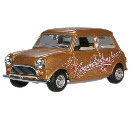 Oxford Diecast | Mini Congratulations
