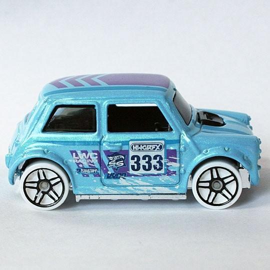 Hot Wheels | Morris Mini #333 Snow Stormer nicht vernietet