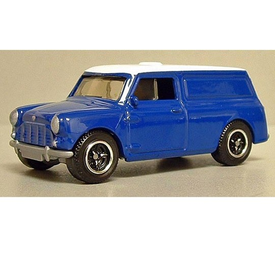 Matchbox | Austin Mini Van blau