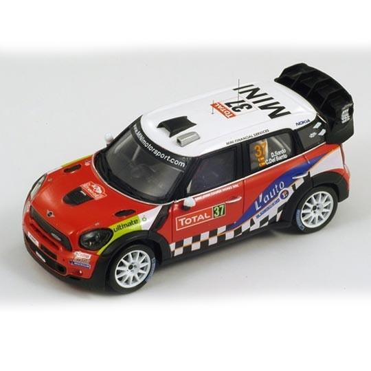 Spark | BMW MINI Cooper S WRC #37