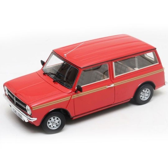 Cult Scale Models | Mini Clubman Estate rot
