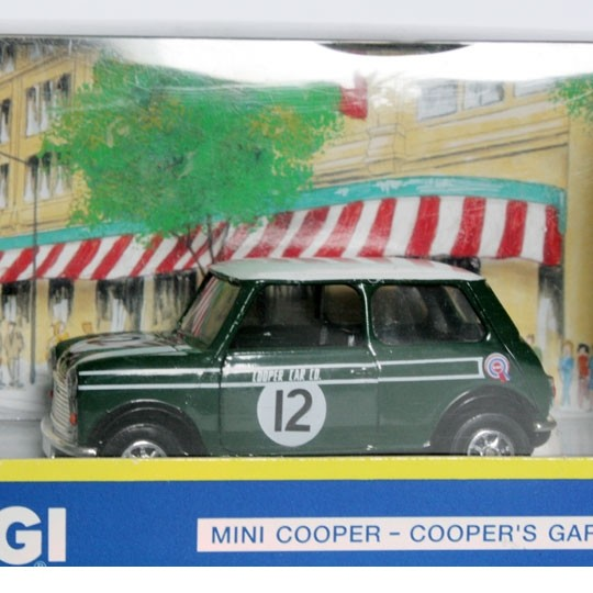 Corgi | Mini Cooper - Coopers Garage