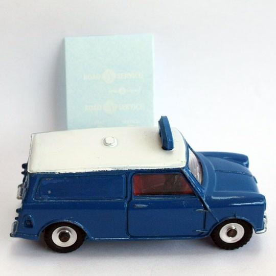 Dinky Toys | Min Van Road Service