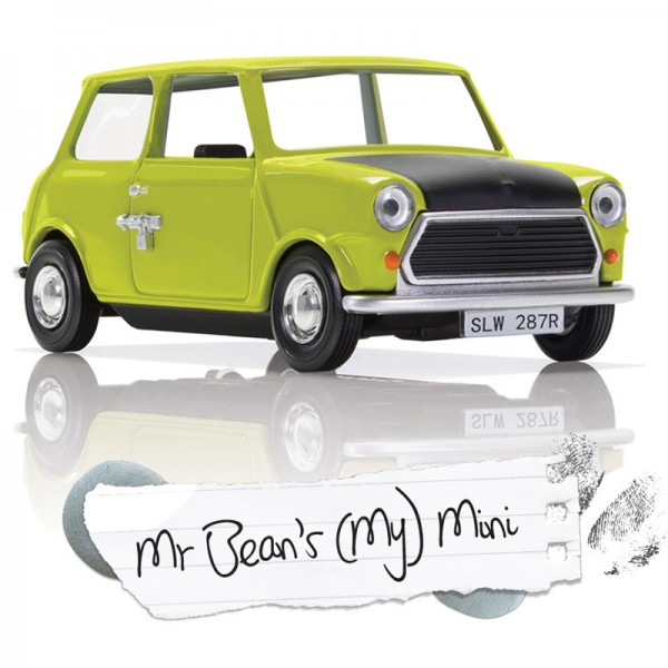 Corgi | Mr. Bean Mini CC82110 NEU 2018!