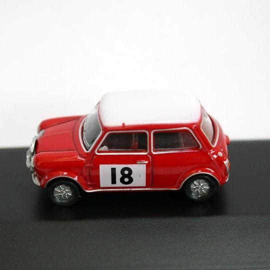 Oxford Diecast | Mini Cooper S MK II Rally Monte Carlo