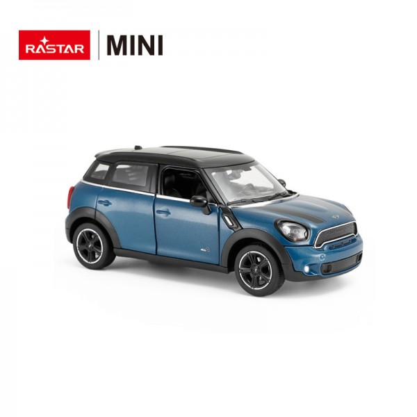 Rastar | MINI Cooper S Countryman (R60) blau