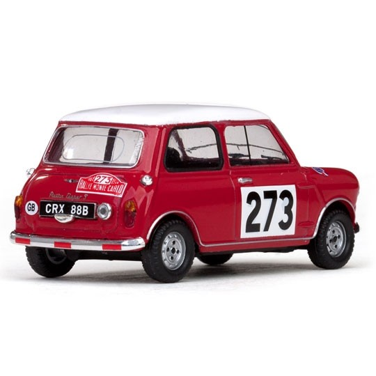 Vitesse | Austin Cooper S #273 Monte Carlo 1965