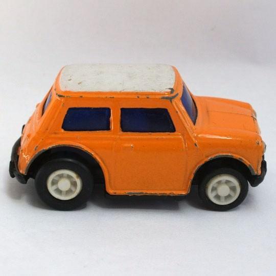 China | Mini mit Rückzugsmotor orange