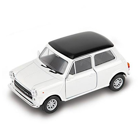 Welly | Innocenti Mini Cooper 1300 white