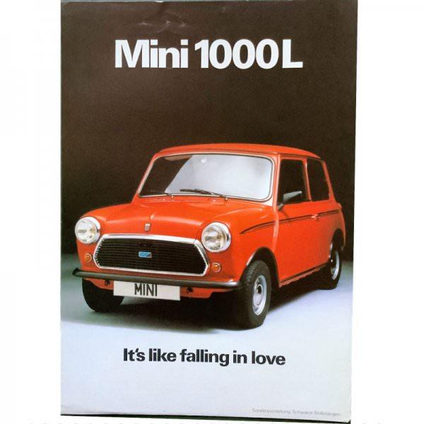 Prospektblatt Mini 1000L