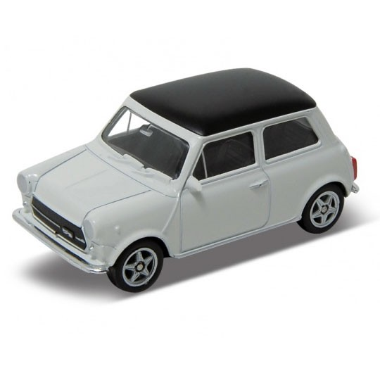 Welly | Innocenti Mini Cooper 1300 weiß 1:60