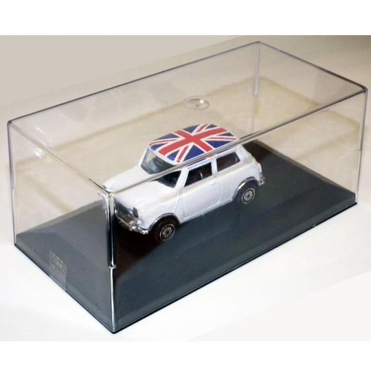 Guisval | Mini with Union Jack white