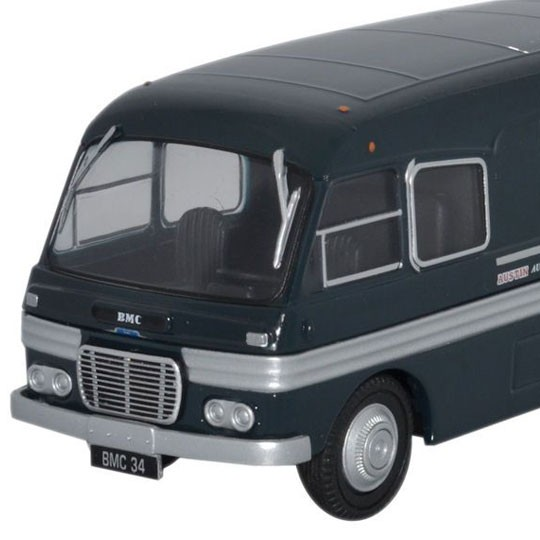 Oxford Diecast | BMC Mobile Service Training Unit
