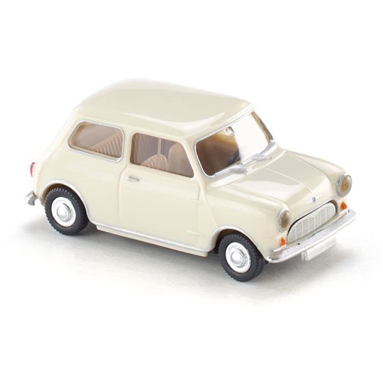Wiking | Morris Mini Minor white