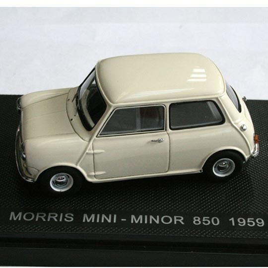 Ebbro | Morris Mini Minor 850 weiß