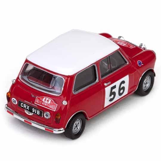 Vitesse | Morris Cooper S #56 Monte Carlo 1965