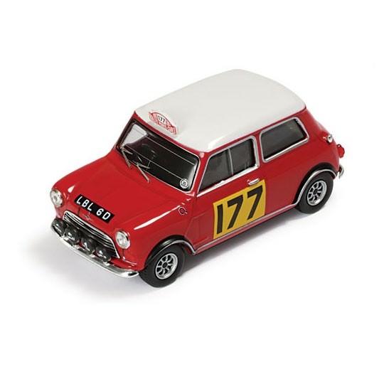 Ixo | BMC Cooper S Rallye Monte Carlo 1967