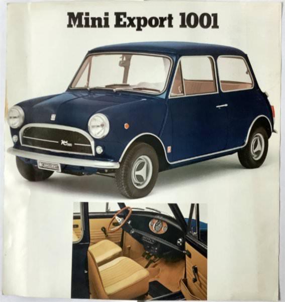 Leaflet Innocenti 1001