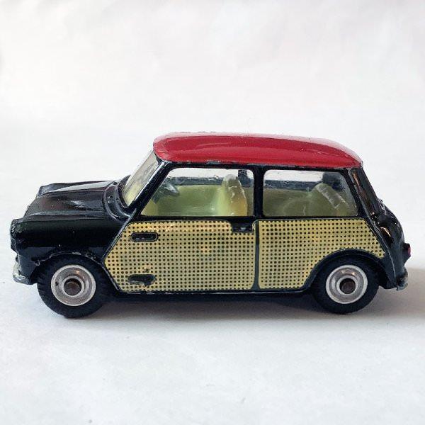 Corgi Toys | No. 249 Morris Mini Cooper de-lux Wickerwork