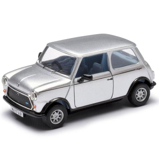 Corgi | Mini Mayfair silber