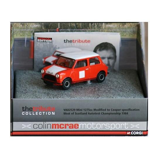 Corgi | Mini Cooper 1275 Colin McRae