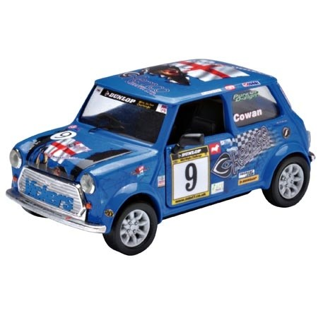 Corgi | Mark Cowan Mini Miglia Racing