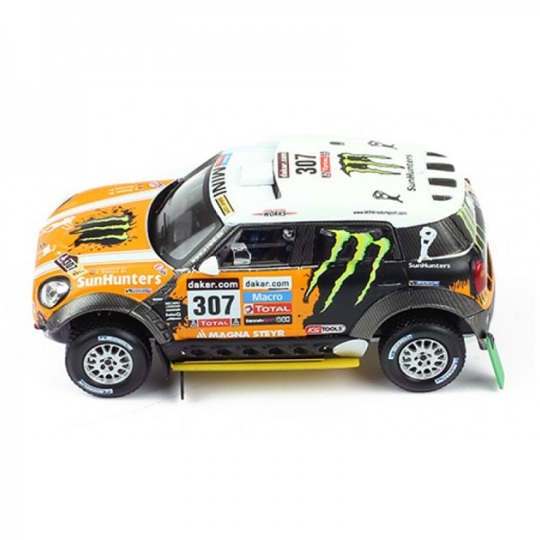 IXO | MINI All 4 Racing Dakar 2013 #307