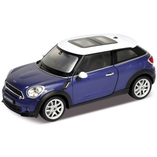 Welly | MINI Cooper S Paceman blau