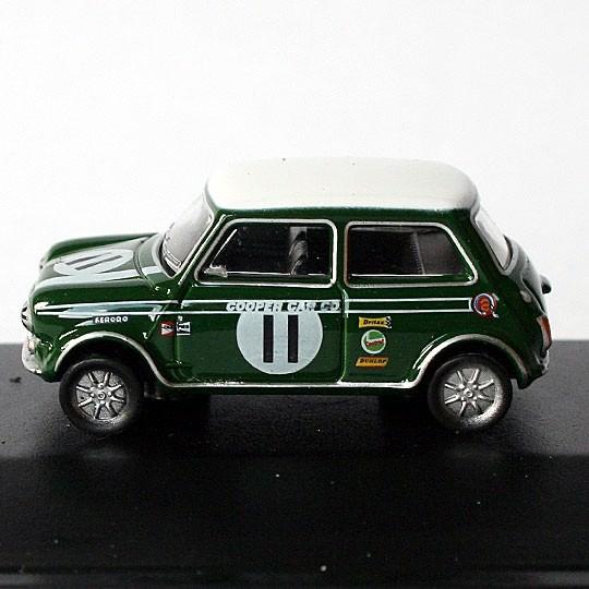 Oxford Diecast | Mini Cooper S MK II John Rhodes
