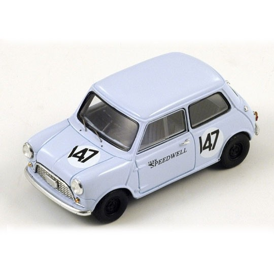 Spark | Speedwell Mini Graham Hill