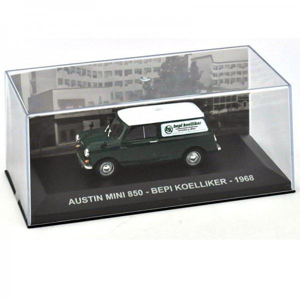 Eaglemoss / Diecast Club   Austin Mini Van Bepi Koelliker