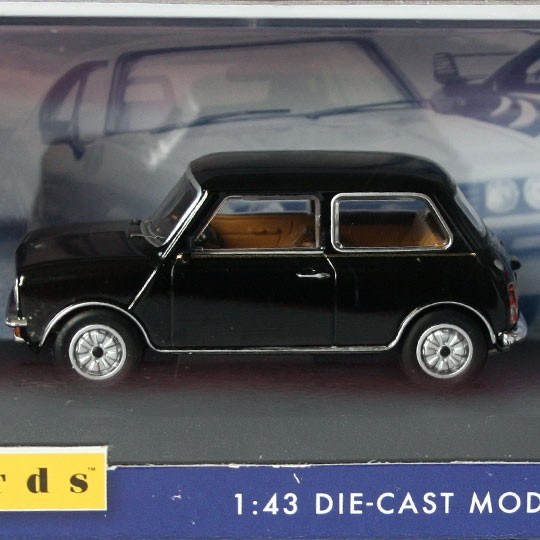 Vanguards | Mini Clubman 1100 black GB