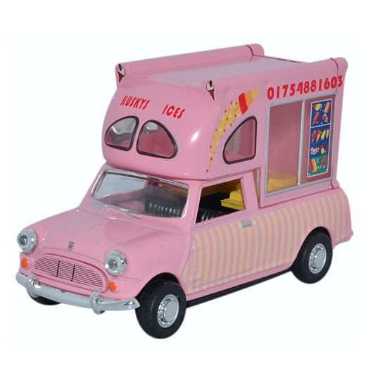Oxford Diecast | Mini Ice Cream Van Huskys Ices