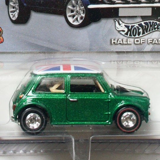 Hot Wheels | Mini Cooper Hall of Fame