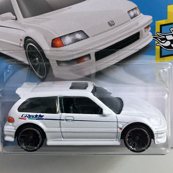 Hot Wheels | '90 Honda Civic EF weiß