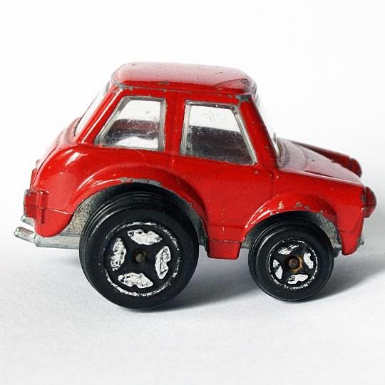 Polistil | Mini Minor red Mini Gadgets Series
