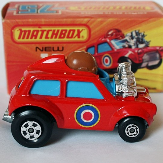Matchbox | Mini Ha-Ha No. 14 mit Box
