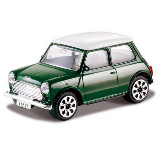 Bburago | Mini Cooper green
