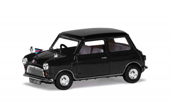 Vanguards | Austin Mini 850 RAF Station Commander RHD schwarz