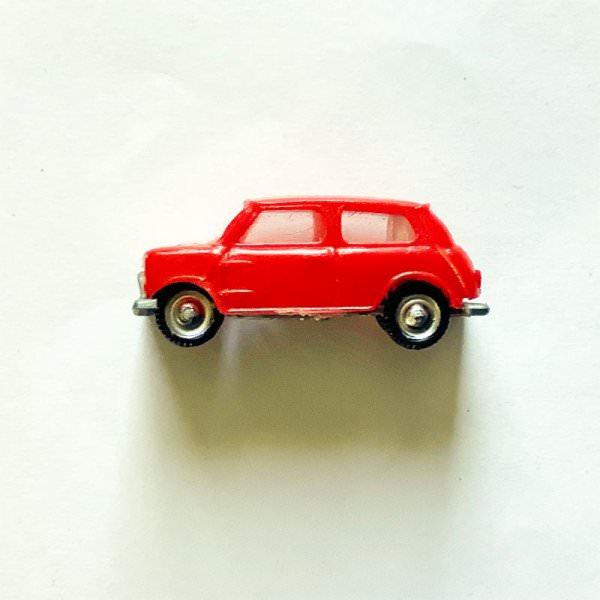 EKO   Morris Mini rot