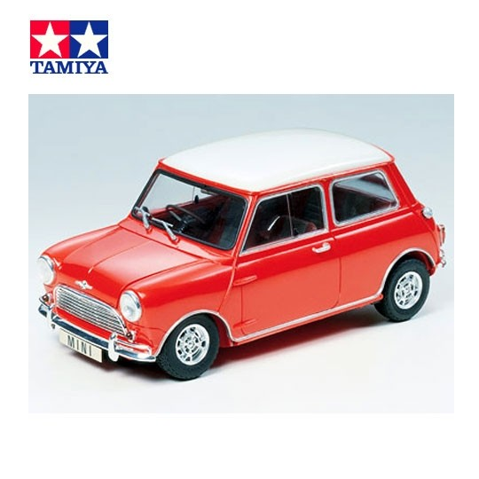 Tamiya | Morris Mini Copper 1275s Kit