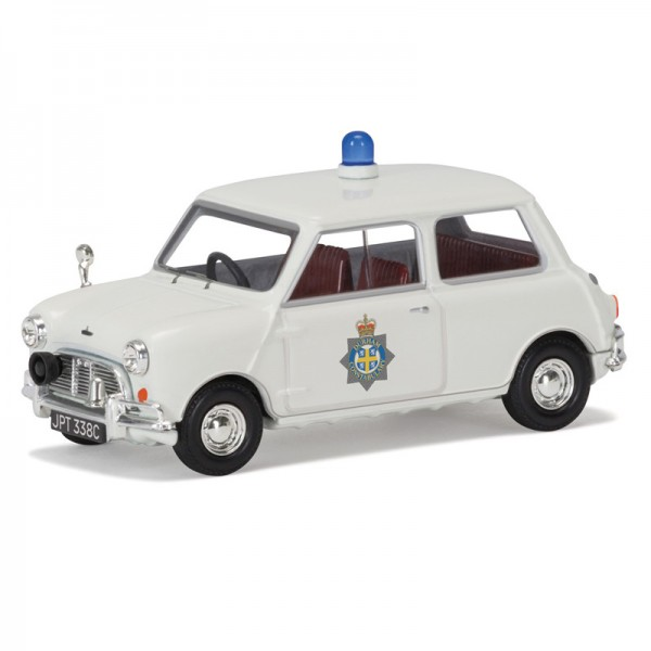 Vanguards | Austin Mini Cooper S Durham Constabulary