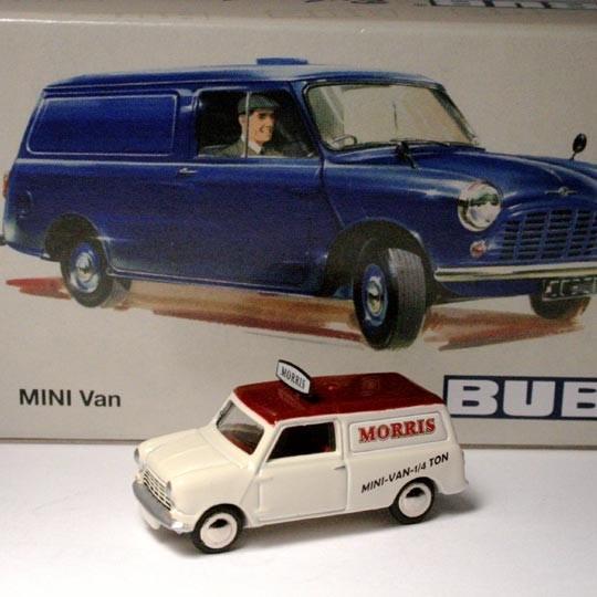 Bub | Mini Van Morris