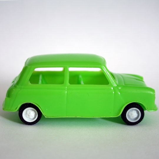 Grisoni | Mini Innocenti MK II green