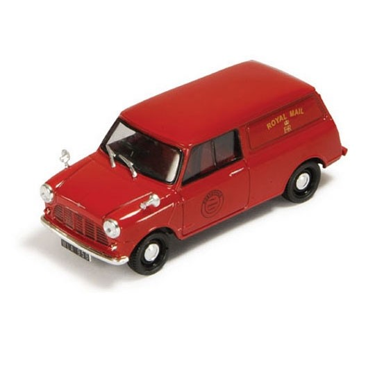 Ixo | Mini Van Royal Mail