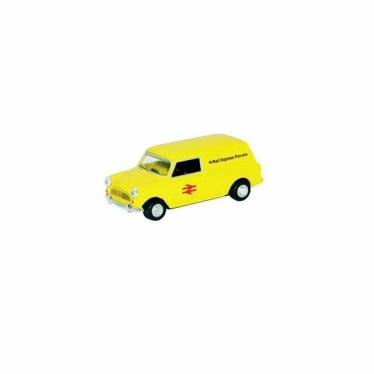 Oxford Diecast | Mini Van Rail Express Parcels