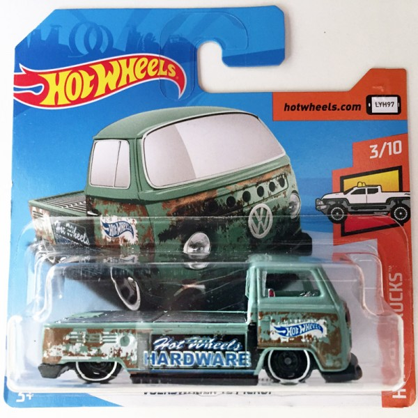 "Hot Wheels | Volkswagen T2 Pickup ""Hardware"", grün"